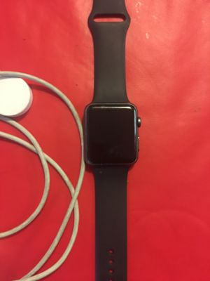 42mm Series 1 Apple Watch no iCloud lock!!! for Sale in Oxon Hill, MD