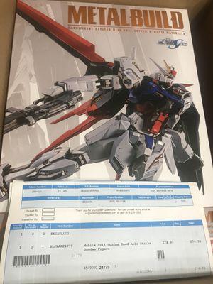 Gundam metal build aile strike for Sale in Orlando, FL