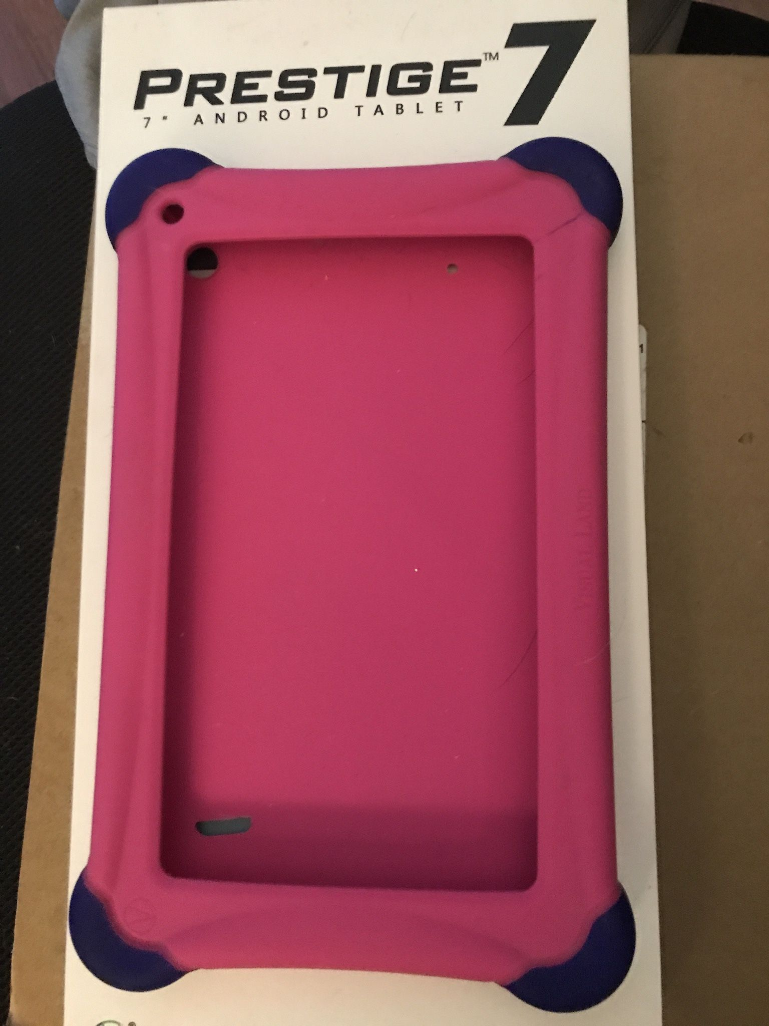Prestige 7 in Android Tablet W/Case