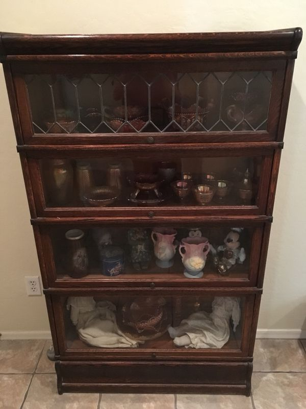 Antique Lawyers Cabinet For In Gilbert Az Offerup - Antique Lawyers Cabinet Sbiroregon.org