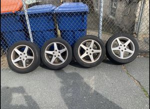 Photo 205/55 R 16 Tires for Acura Good tires make offers
