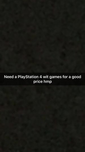 NEED A PLAYSTATION 4 for Sale in Alexandria, VA