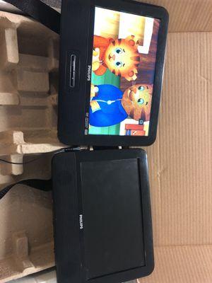 9 inch Portable DVD player PHILIPS OBO for Sale in Arlington, VA