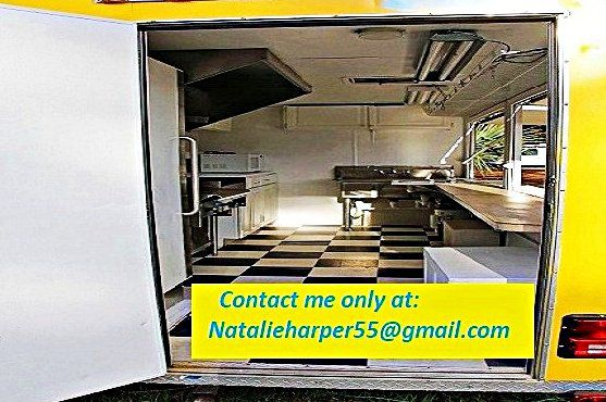 For sale: 2012 Food Trailer BBQ915