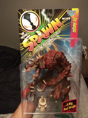 "Spawn ultra action figure ""The Mangler"" collectible for Sale in Irving, TX"