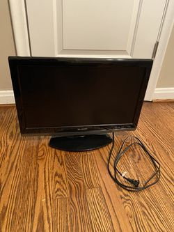 Sharp 22 inch Tv with built in DVD Player Thumbnail