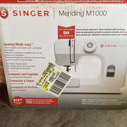 Singer Sewing Machine Thumbnail