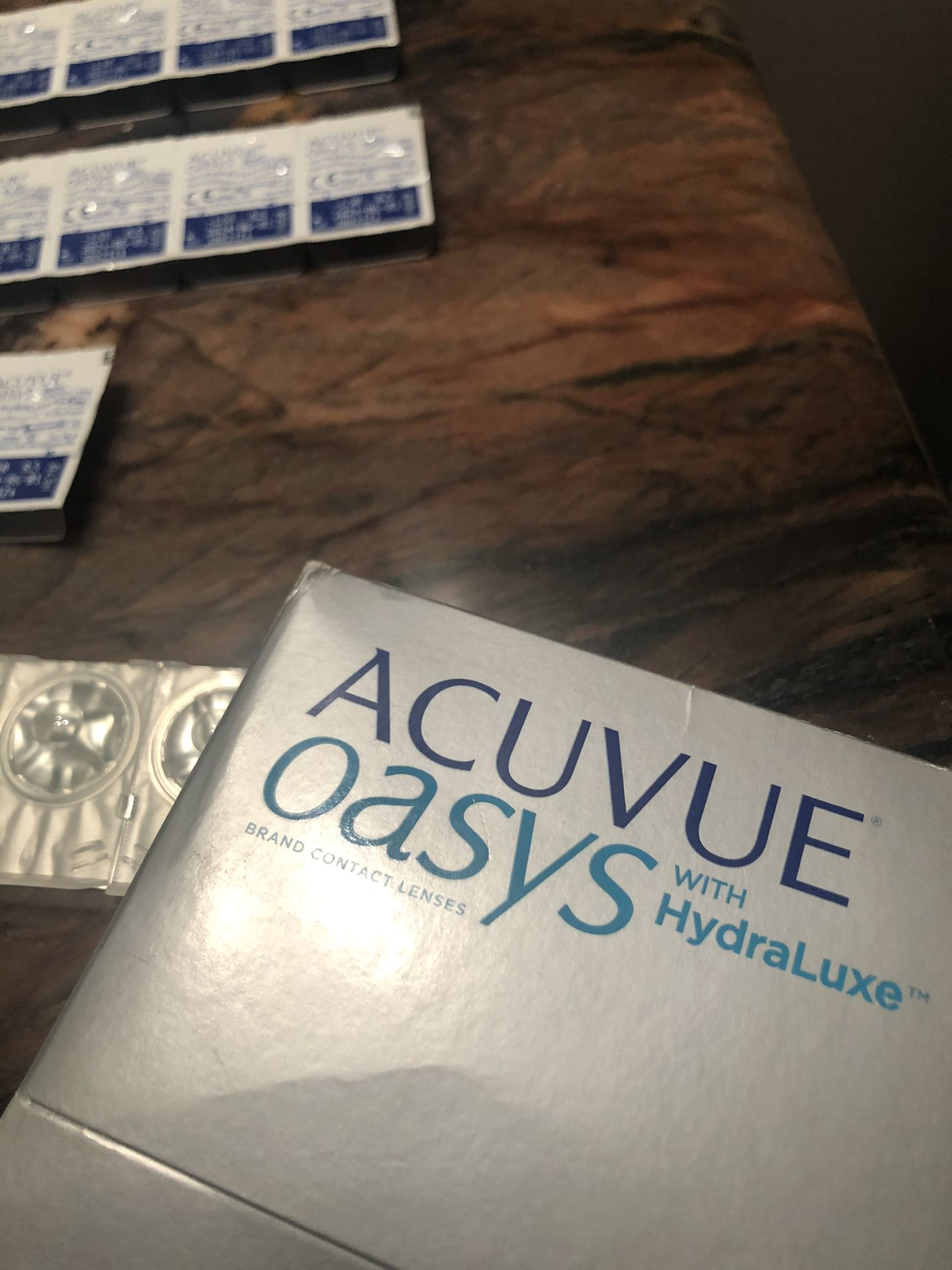 Acuvue Oasys 1-Day Contacts