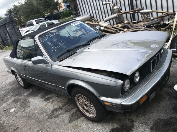 1990 Bmw 325i Parts For Parting Out