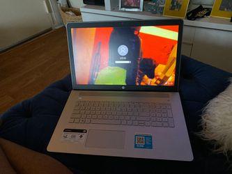 "HP laptop 17.3"" HD DISPLAY Model 17-ar050wm Thumbnail"