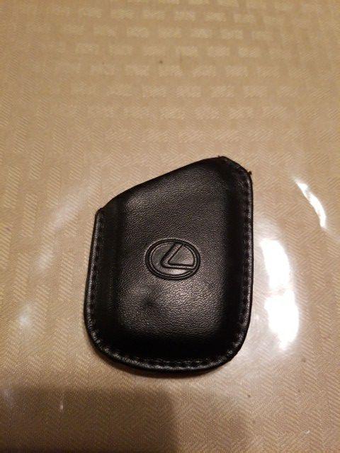 Lexus key fob pouch