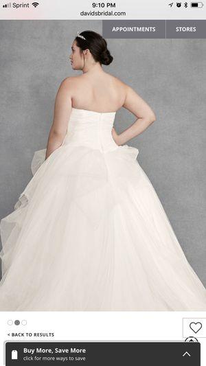 Vera Wang: Wedding dress for Sale in Atlanta, GA