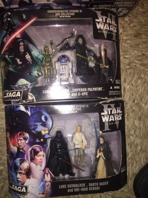 Star Wars toys lot for Sale in Herndon, VA
