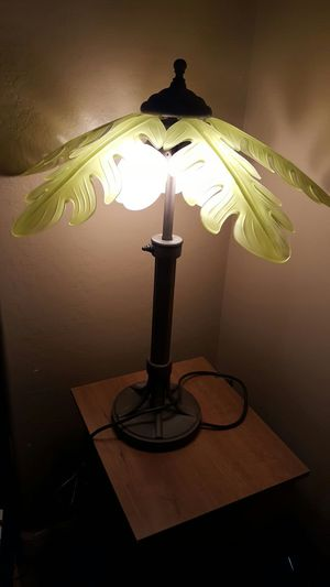 Coconut table lamp for Sale in Laveen Village, AZ