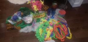 Luau party decorations for Sale in Washington, DC
