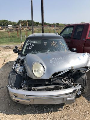 Parts only 2004 Mini Cooper for Sale in Dallas, TX