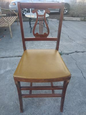 Vintage Ferguson chairs same set are selling for 130 each on eBay for Sale in Connell, WA