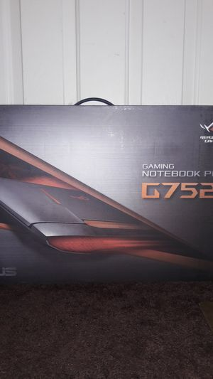 Gaming Notebook PC G752 for Sale in Norcross, GA
