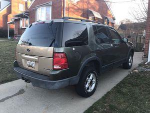 Ford Explorer 2003 interesados pueden llamar (REMOVED) for Sale in Silver Spring, MD