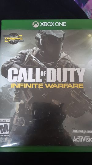 call of duty infinite warfare and dues x mankind divided for Sale in Denver, CO
