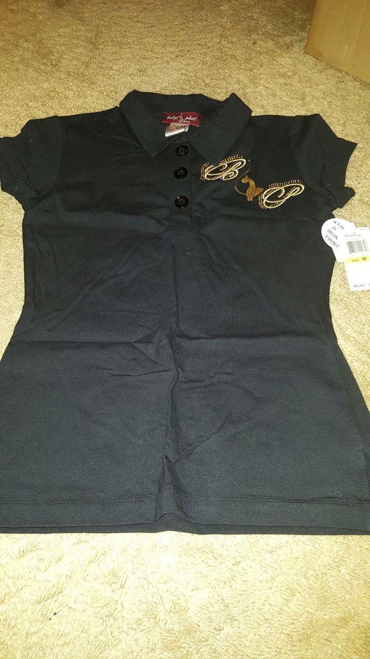 Womans Baby Phat shirt NEW size medium