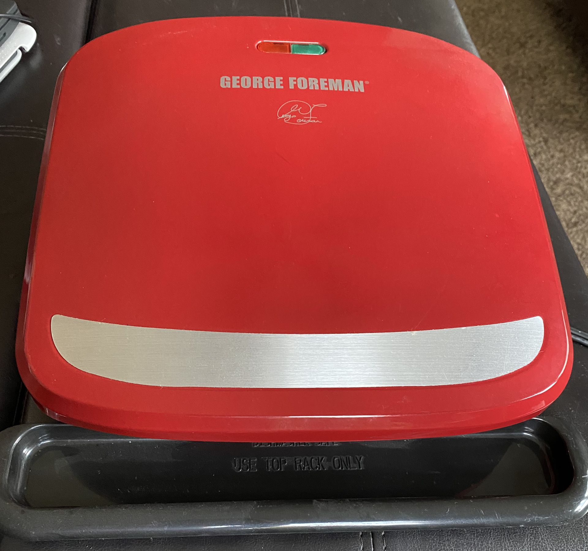 Gorge Forman 4 person grill