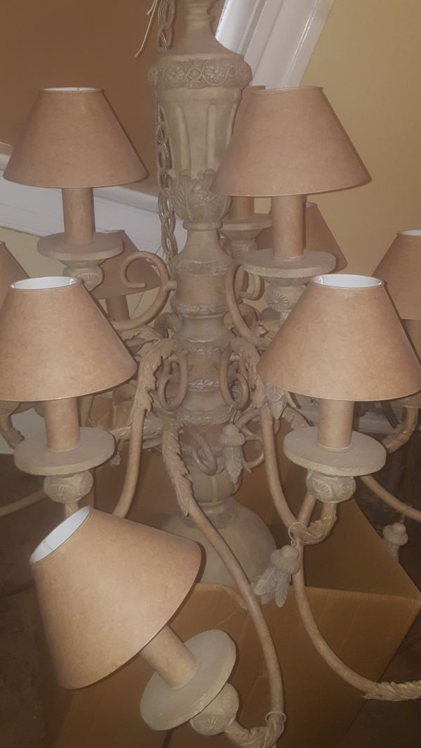 I have a big 15ct light chandler for sale in st louis mo offerup mozeypictures Choice Image