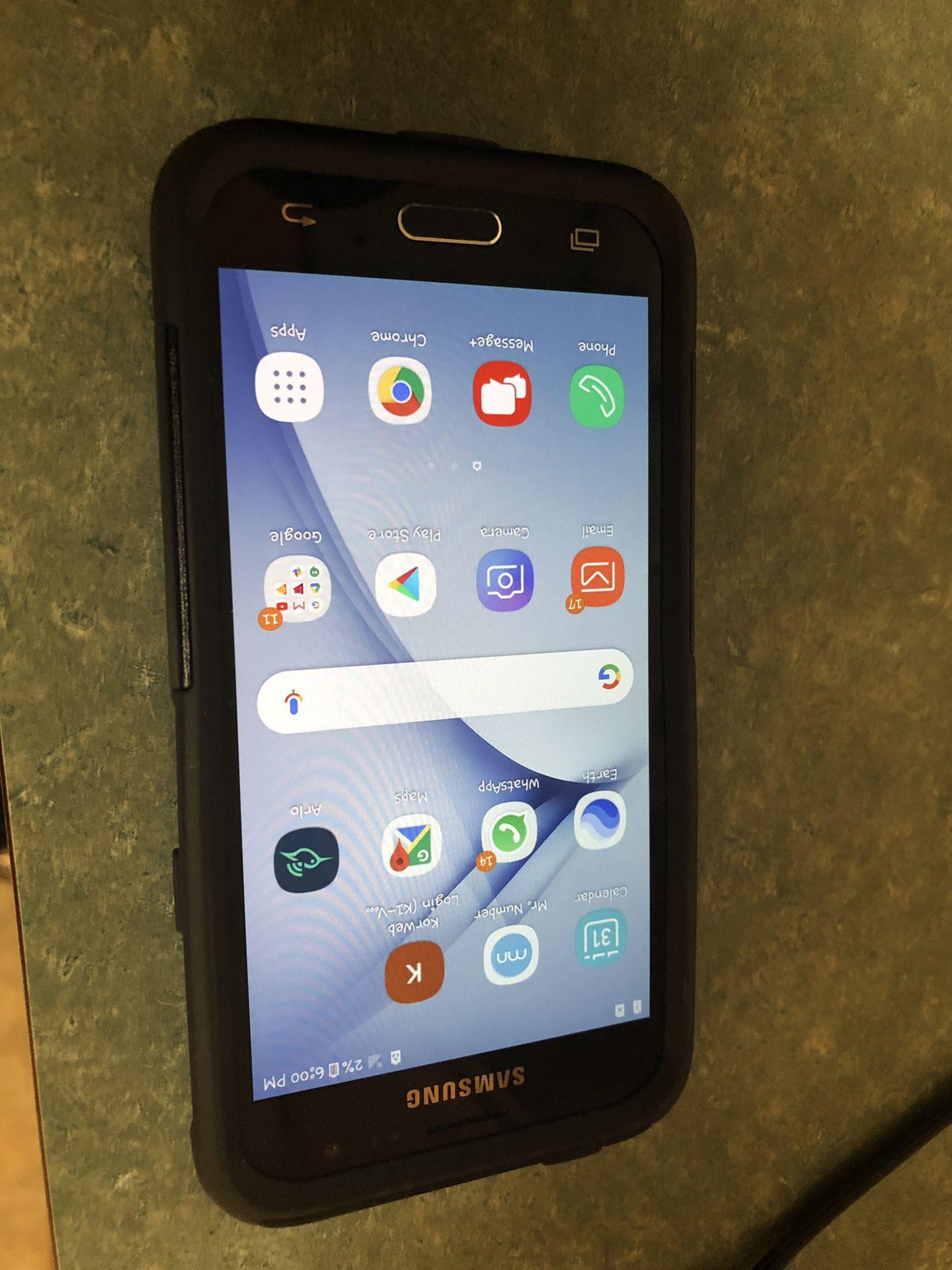 Verizon Samsung cell phone