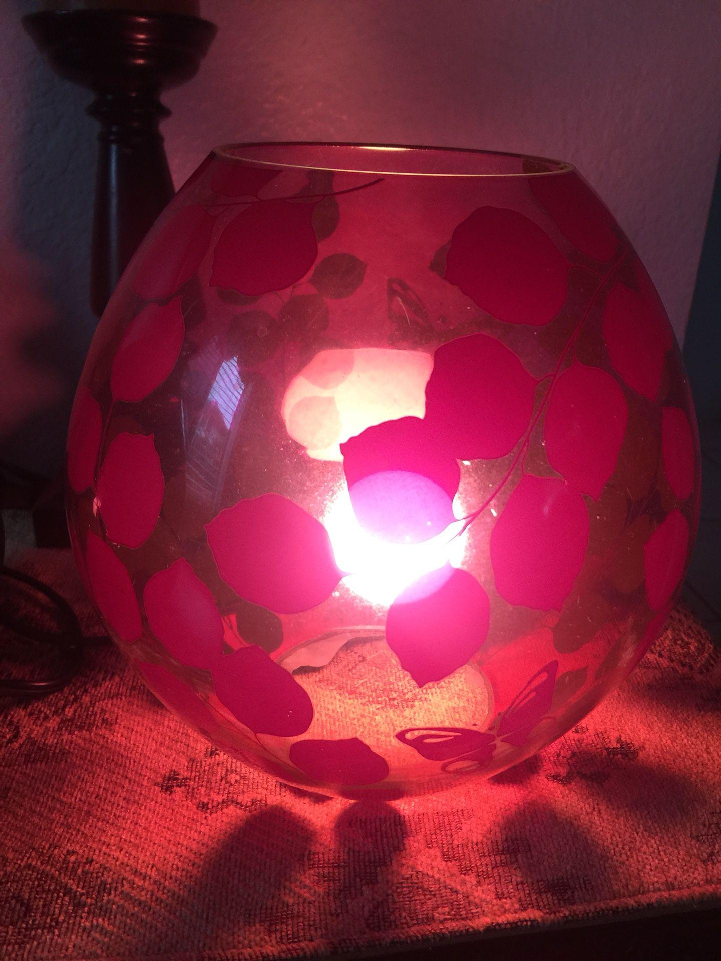 Table lamp set