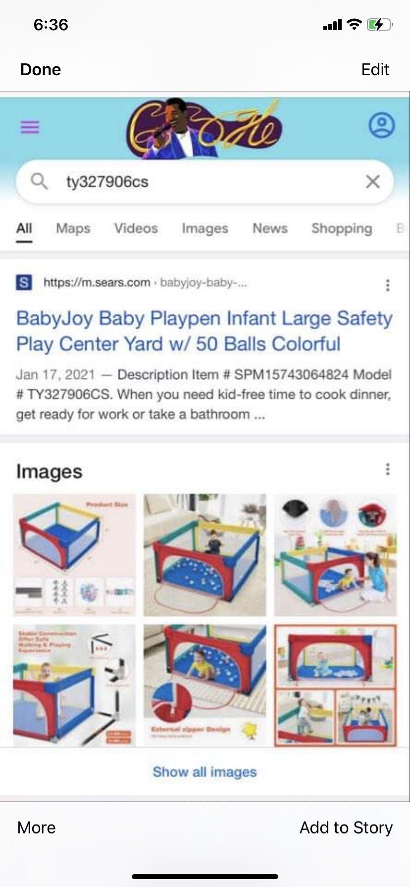 Play center Brand New