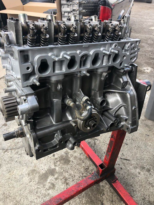 Bb 57 Engine Room: Honda Civic Rebuilt D16y7 D16y8 Engines For Sale In