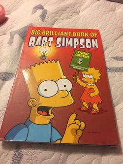 Big brilliant book of Bart Simpson Thumbnail