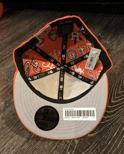 Supreme X New Era Orange MLB Thumbnail