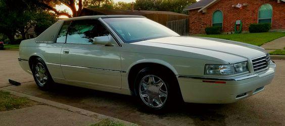 2000 Cadillac Eldorado Thumbnail