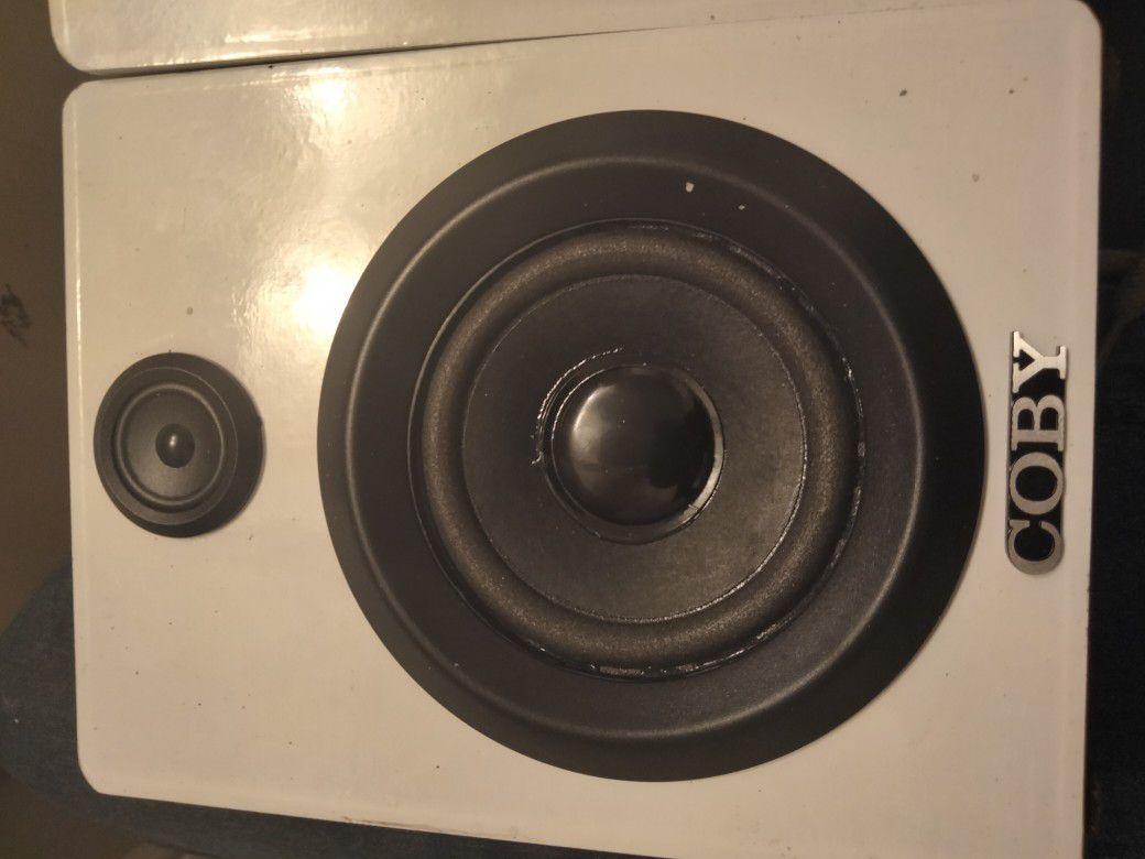 Coby Bluetooth Speaker