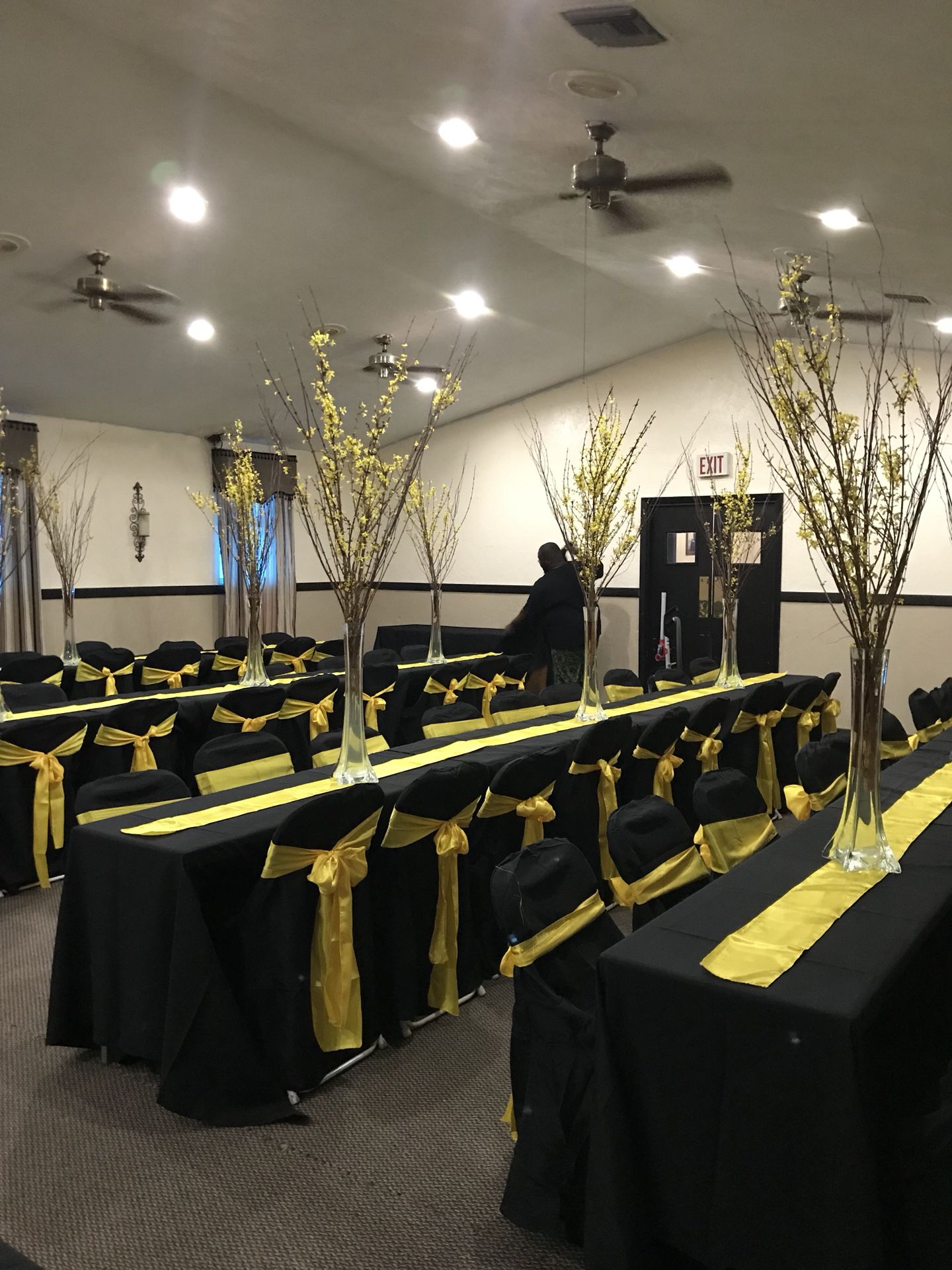 Fall Specials... Everything is discounted! Call today to book your event!