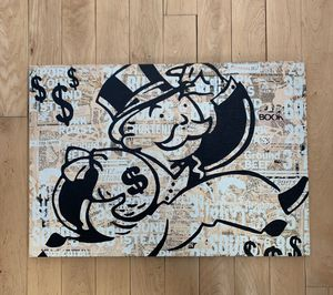 Canvas Monopoly run for Sale in Boston, MA