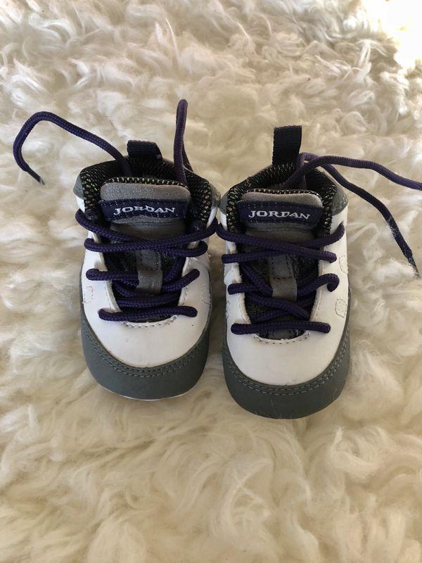 3550dc8837f48 Infant baby Jordan shoes for Sale in Spokane