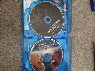 The amazing Spider-Man 3disc for Blu-ray Thumbnail
