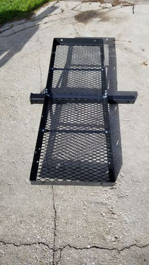 Cargo rack used once Excellent Condition for Sale in Orlando, FL