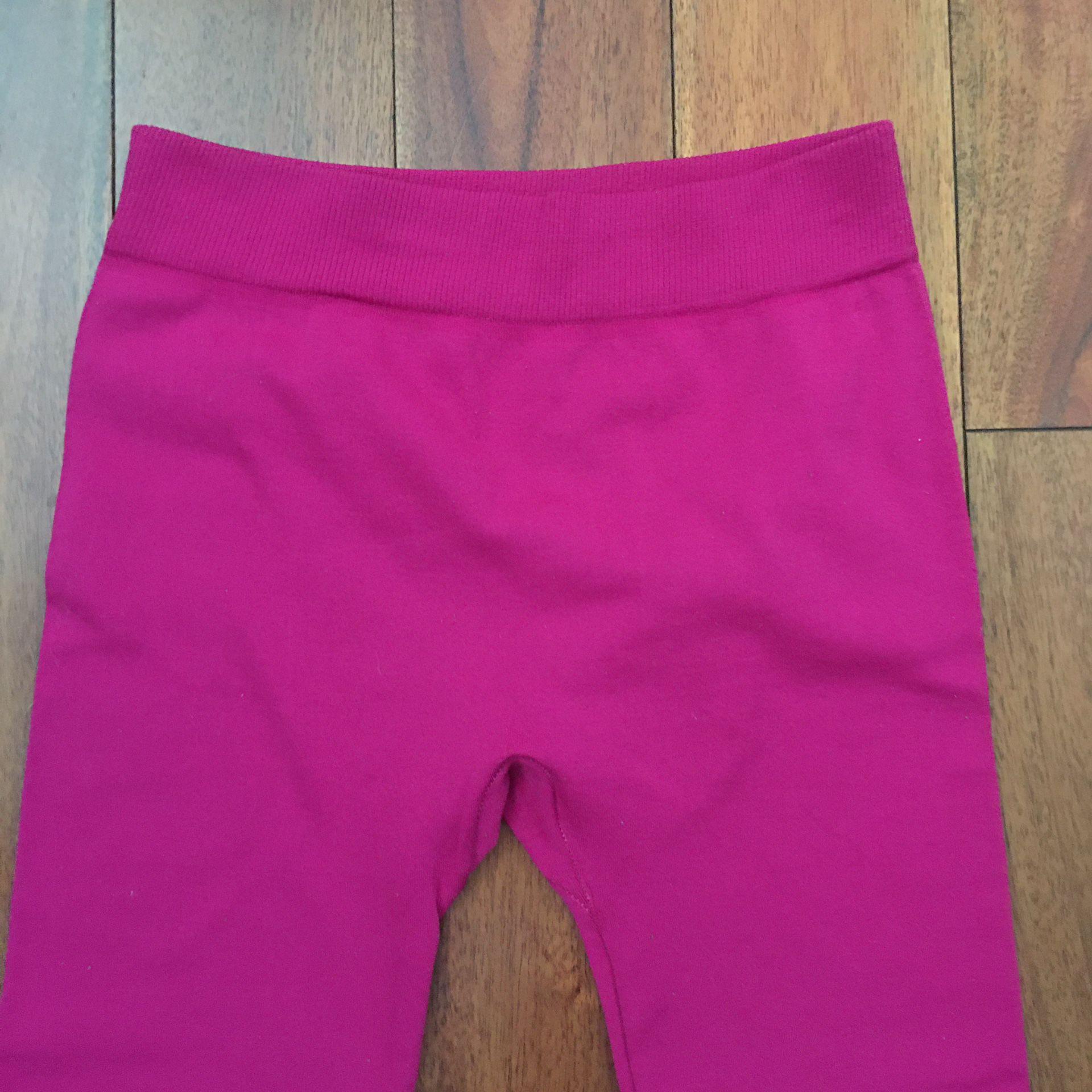 Women's leggings, small
