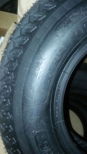 Trailer tires brand new for Sale in Pittsburgh, PA
