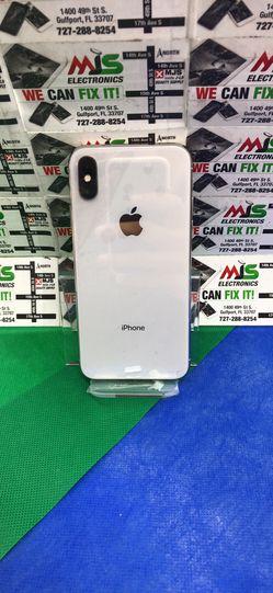 iPhone X factory unlocked 64GB Thumbnail