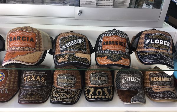 Western Style Caps Made In Mexico For Sale In Corpus Christi Tx