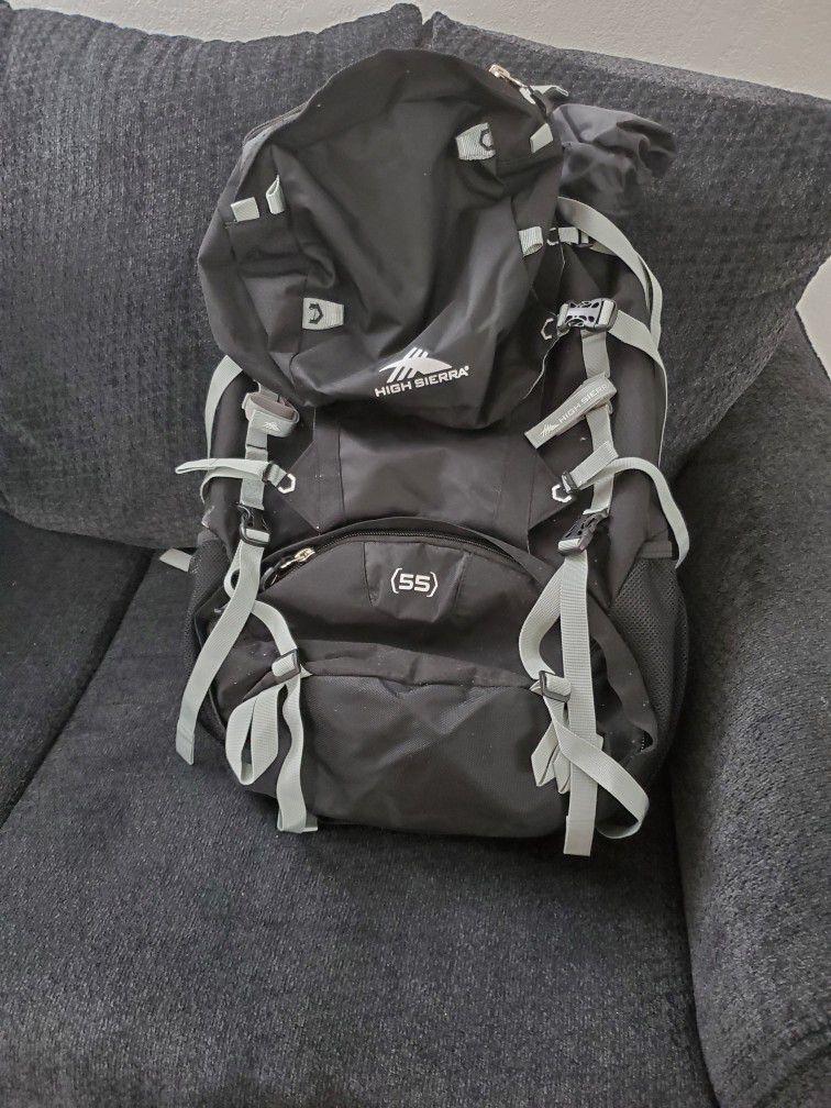 Brand New High SIERRA Hiking Bag Pack..
