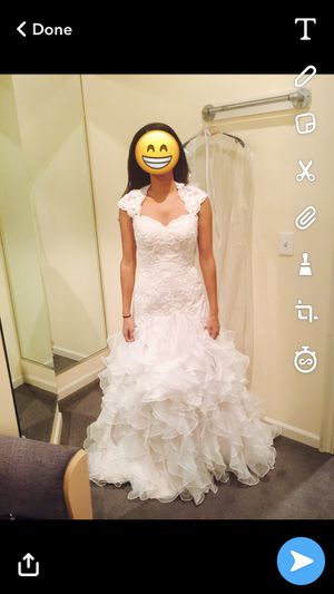 New And Used Wedding Dress For Sale In Springfield Mo Offerup
