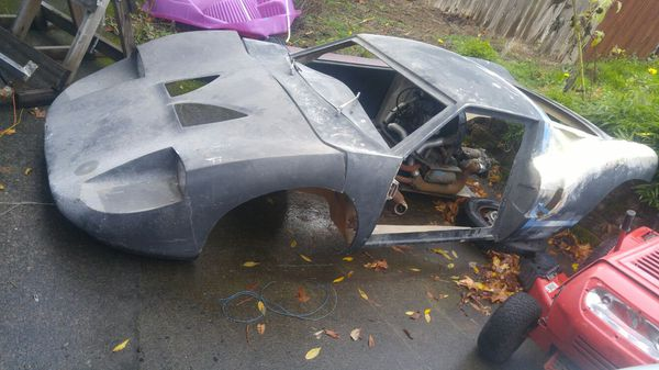 Fiberfab Avenger Gt40 Kit Car For Sale In Vancouver Wa Offerup