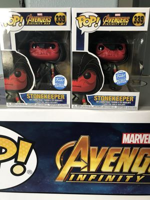Funko pop up shop exclusive StoneKeeper for Sale in Ocoee, FL
