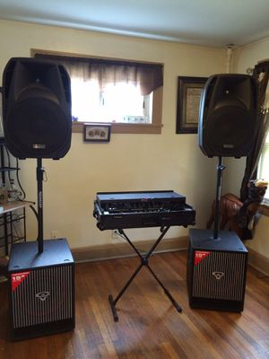DJ Equipment / Barely used for Sale in Adelphi, MD