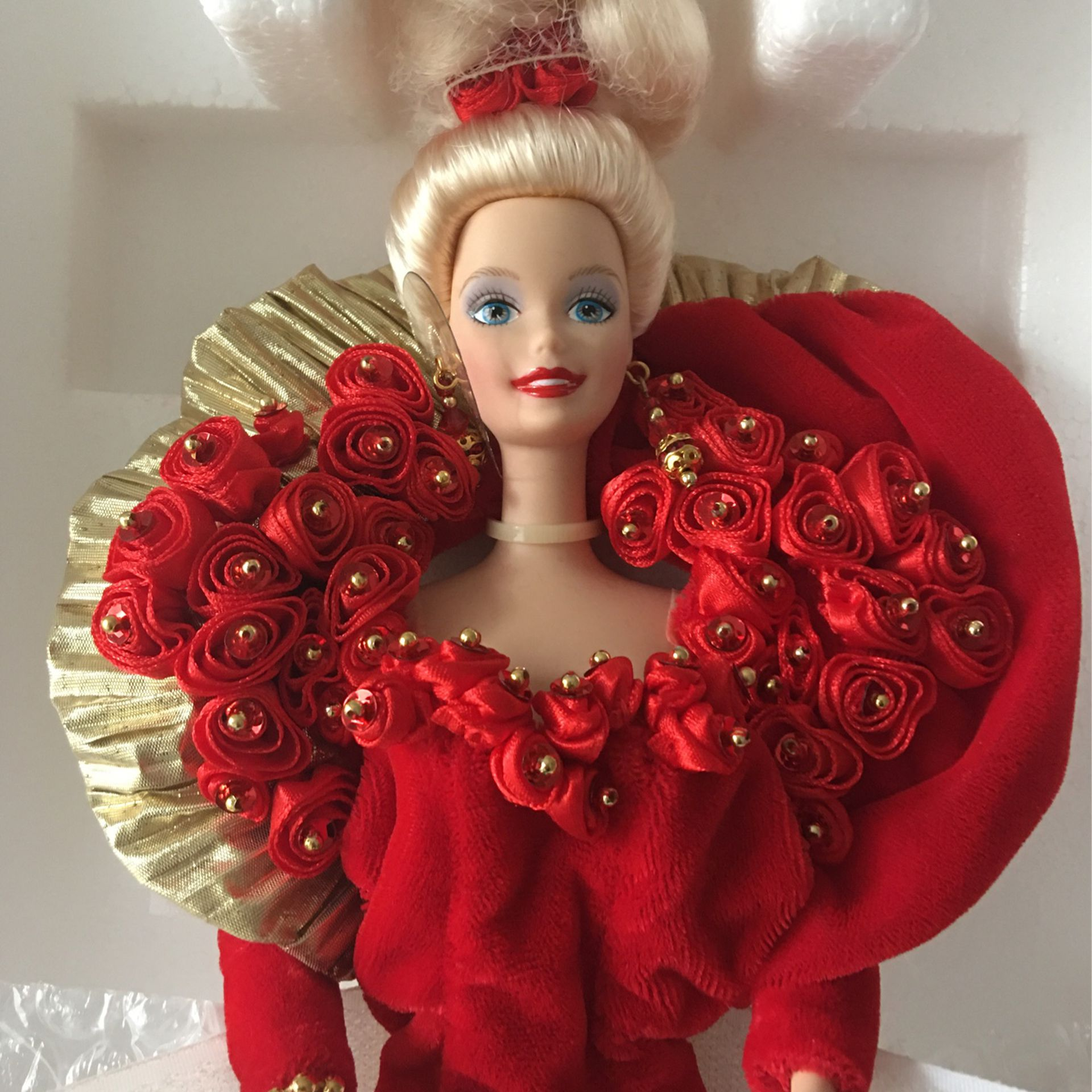 Royal Barbie Doll 50 Roses